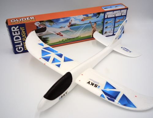 EEP FOAM AIRPLANE - 050237819364