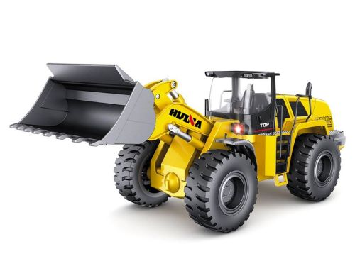 DENTT Loader Road Construction Radio Control Vehicle -