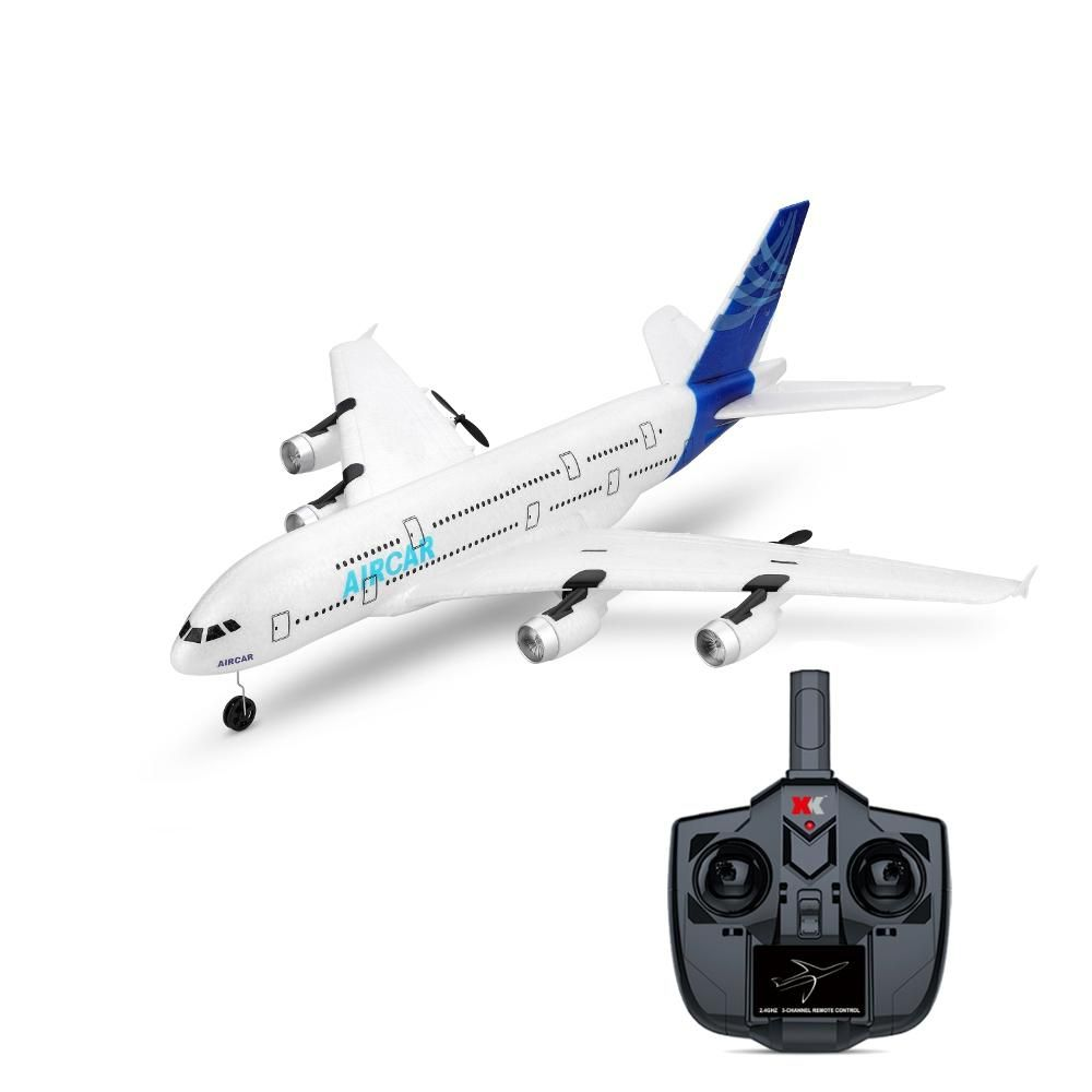 DENTT Air Car A380 Air Bus Radio Control Airplane 4 Channel -