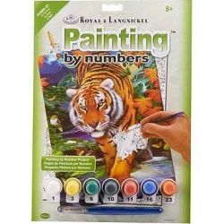 ROYAL LANGNICKEL ART On The Prowl Paint By Number Kit -